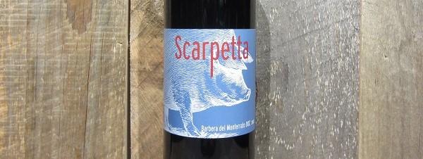 2015 Scarpetta Barbera