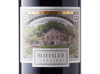 2016 Buehler Vineyards Zinfandel