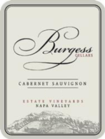 2013 Burgess Cellars Estate 1.5L