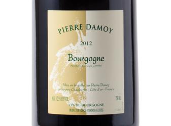2012 Pierre Damoy Bourgogne Rouge