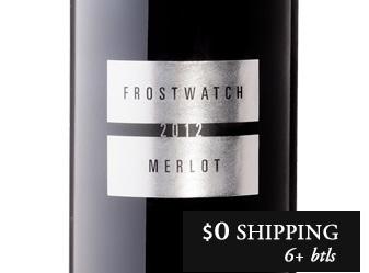 2012 Frostwatch Merlot