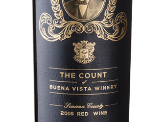2016 Buena Vista The Count