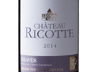 2014 Château Ricotte Graves Rouge