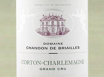2011 Domaine Chandon de Briailles