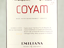 2011 Emiliana Coyam Red