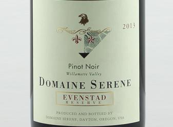2013 Domaine Serene Pinot Noir
