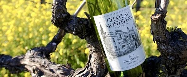 2016 Chateau Montelena Chardonnay
