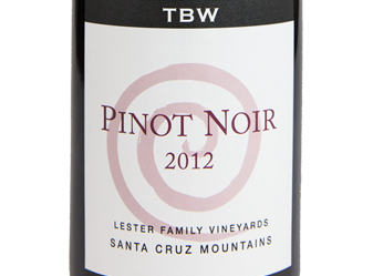 2012 Tom Brooks Pinot Noir