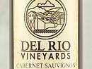 2012 Del Rio Cabernet Sauvignon