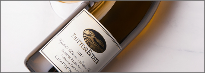 2014 Dutton Estate Chardonnay