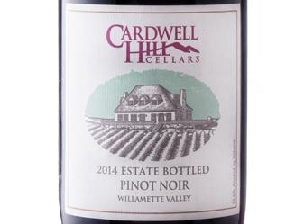 2014 Cardwell Hill Estate Pinot Noir