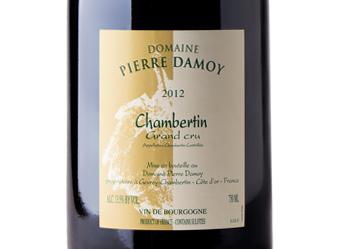 2012 Dom P Damoy Chambertin Grand Cru
