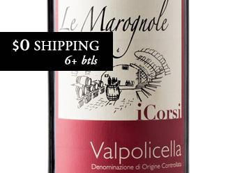 2013 Le Marognole Corsi Valpolicella