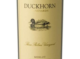 2012 Duckhorn 'Three Palms' Merlot
