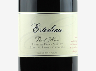 2003 Esterlina Pinot Noir