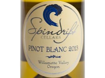 2013 Spindrift Pinot Blanc