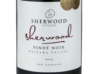 2014 Sherwood Estate Pinot Noir