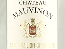 2010 Château Mauvinon Grand Cru