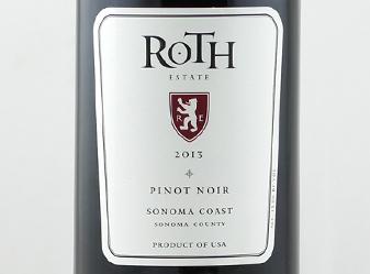 2013 Roth Pinot Noir
