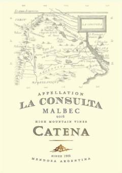 2016 Catena Zapata 'La Consulta'