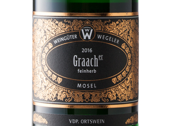 2016 Weingüter Wegeler Riesling