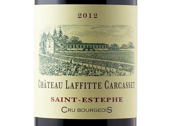 2012 Château Laffitte-Carcasset Rouge
