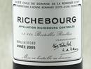 2005 DRC Richebourg Grand Cru