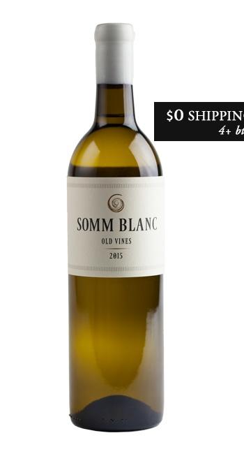 2015 Somm Blanc Old Vines