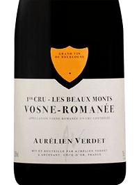 2012 Aurelien Verdet 'Les Beau Monts'