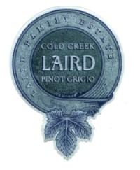 2017 Laird Pinot Grigio