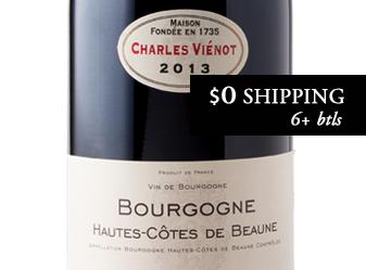 2013 Charles Vienot Bourgogne Rouge