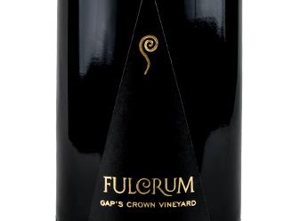 2013 Fulcrum Gap's Crown Pinot Noir