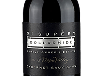 2013 St Supéry Cabernet Sauvignon