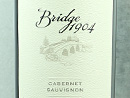2010 Bridge 1904 Cabernet Sauvignon