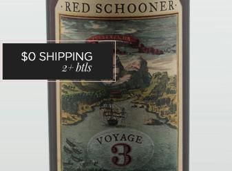 Caymus Vineyards Red Schooner Voyage