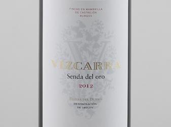 2012 Vizcarra Senda del Oro