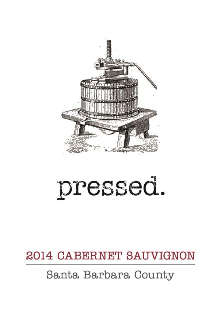 2014 Pressed Cabernet Sauvignon