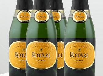 NV Rotari Talento Brut (4-Pack)