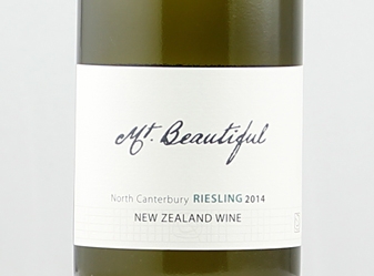 2014 Mt. Beautiful Riesling