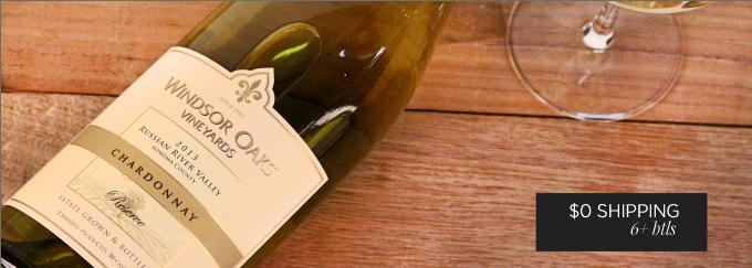 2013 Windsor Oaks Chardonnay Reserve