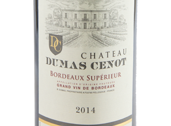 2014 Chateau Dumas Cenot