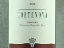 2012 San Fabiano Cortenova Toscana Rosso