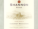 2010 Shannon Ridge Home Ranch Cab