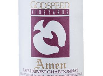 NV Godspeed Amen Chardonnay