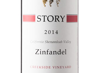 2014 Story Estate Zinfandel