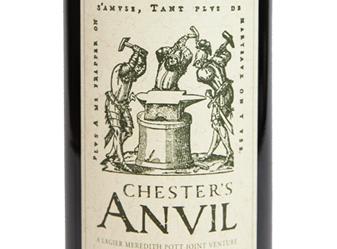2013 Chester's Anvil Malbec