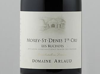 2011 Arlaud Morey St. Denis 1er Cru