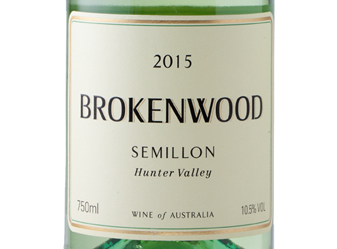 2015 Brokenwood Semillon