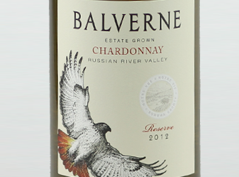 2012 Balverne Reserve Chardonnay