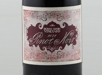 2012 Bonny Doon Pinot Noir